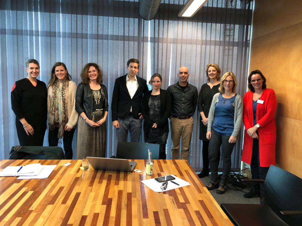 Project Group UNITE Consortium